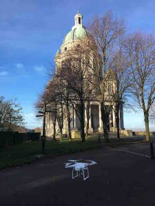 Filming with a Drone at Williamson Park, Lancaster by LuneTube