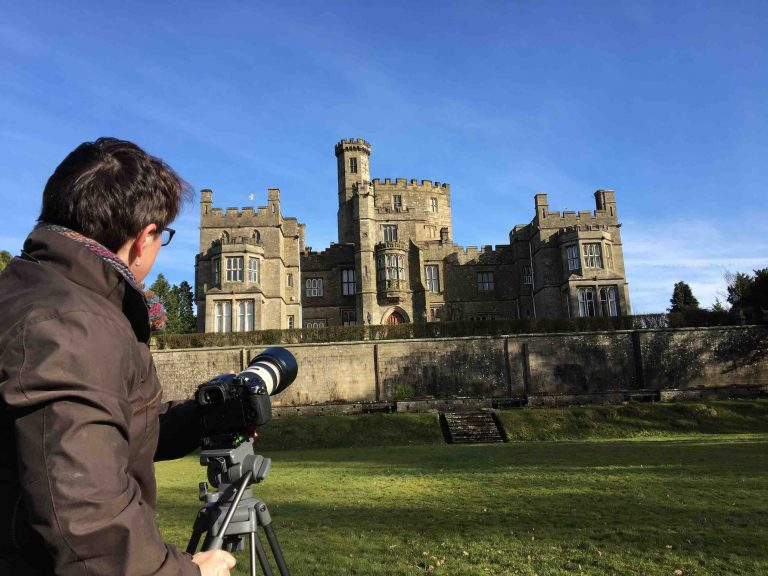 HornbyCastle filmed by LuneTube team