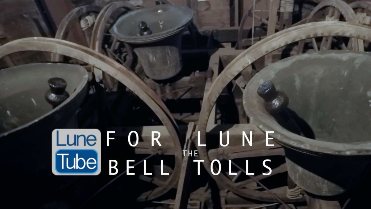 For Lune The Bell Tolls
